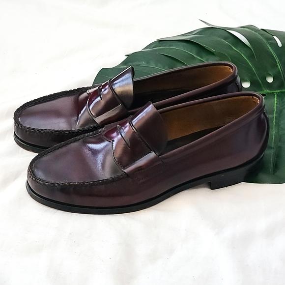 Men Bostonian loafers